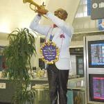 Aeropuertos con nombres de músicos