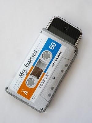Cassette funda