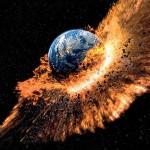 ¿Dónde esperarías el fin del mundo?