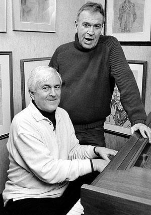 John Kander y Fred Ebb