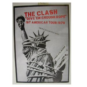 The Clash - Pearl Harbor Tour 1979