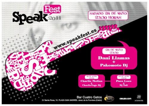 SpeakFest - Dani Llamas