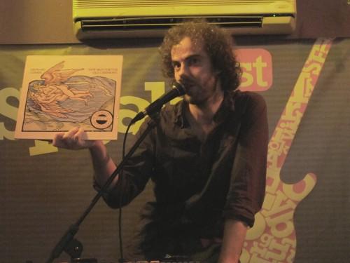 Julio de la Rosa -SpeakFest 2011