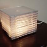 Recicla tus cajas de CD's, ome