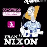 Fin de Speakfest 2011: maleso + Fran Nixon