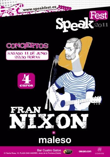 Maleso y Fran Nixon - SpeakFest