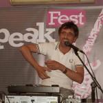 Cuarta Jornada SpeakFest 2011: Charlie Molina