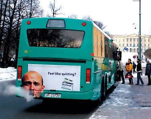 Publicidad en buses 5