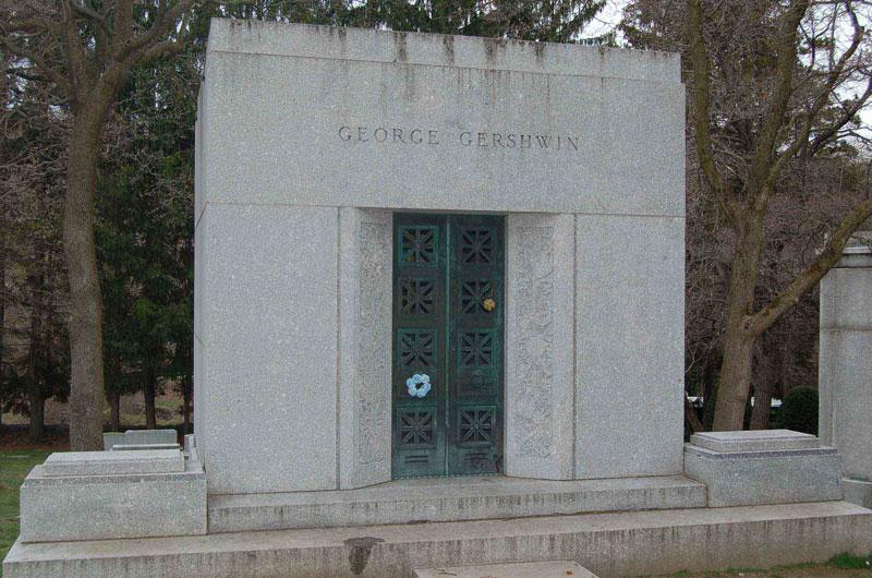 Mausoleo de George Gershwin