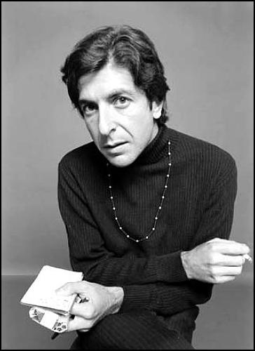 Felicidades Leonard Cohen