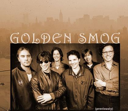 golden smog