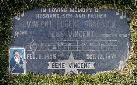 Tumba de Gene Vincent