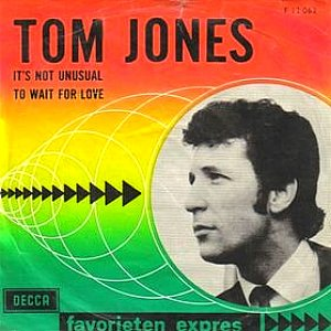 Tom Jones - Its Not Unusual (single)