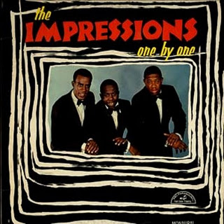 Portada del disco The Impressions One by one
