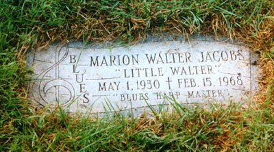 little_walter_grave