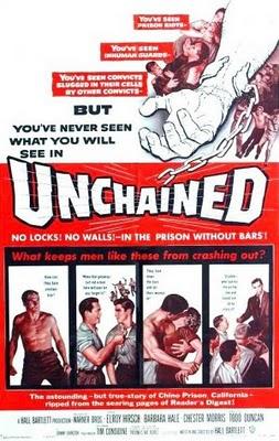 Cartel de  Unchained