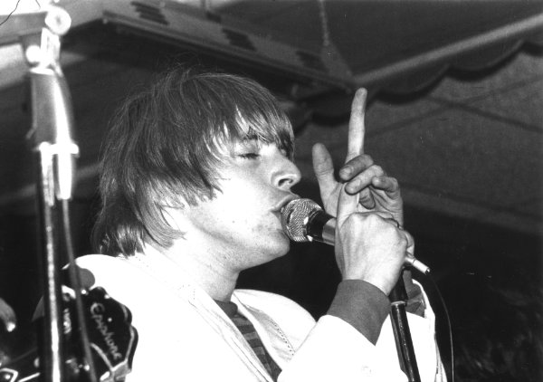 Keith Relf dicharachero