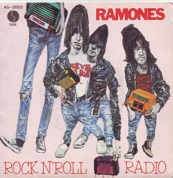 ramones - rnr radio