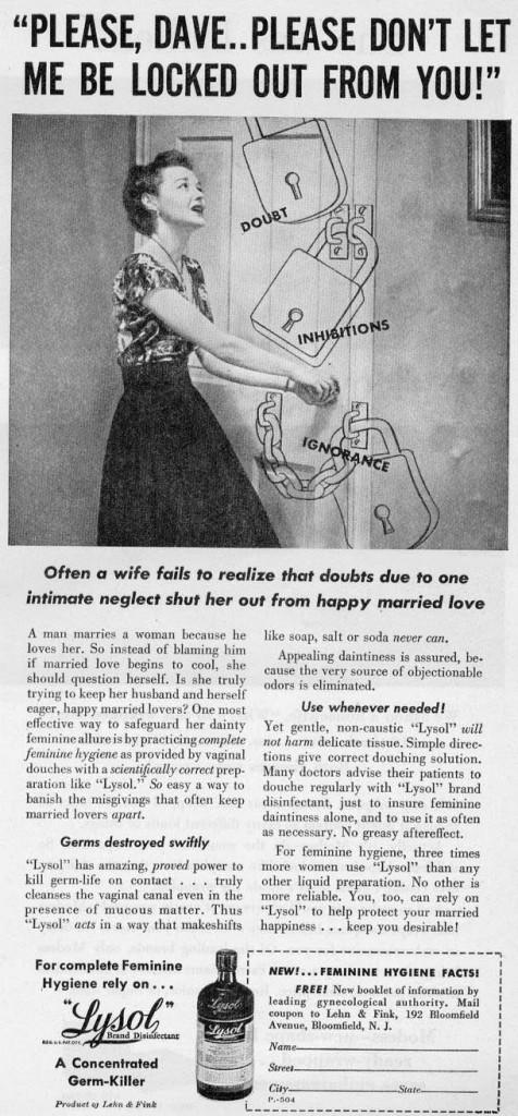 Anuncios Vintage - Higiene