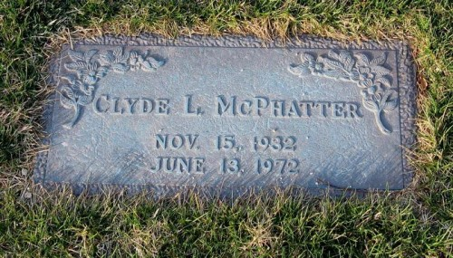 clyde mcphatter grave