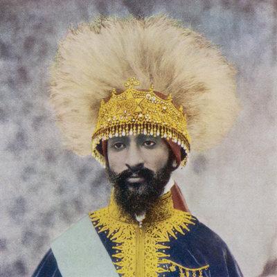 haile-selassie emperador de etiopia