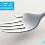 Día mundial de los alimentos