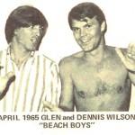 Yo sustituyo a Brian Wilson, sin problema