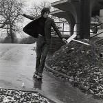 Pete Townsend en monopatín