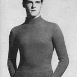 Roger Moore en los 50