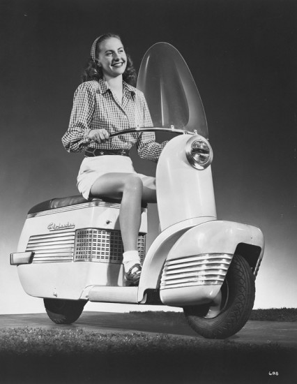 Globester scooter