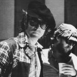 Nilsson y Lennon dando la nota