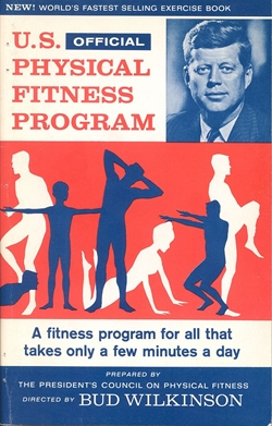 U.S.-Physical-Fitness-Program Kennedy
