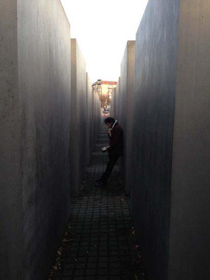 Museo del Holocausto - Guía de Berlín - Carleso