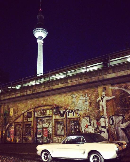 Alexander Platz - Guía de Berlín - Carleso