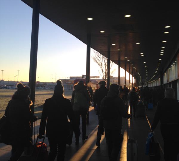 Aeropuerto de Schonenfeld - Guía de Berlín - Carleso