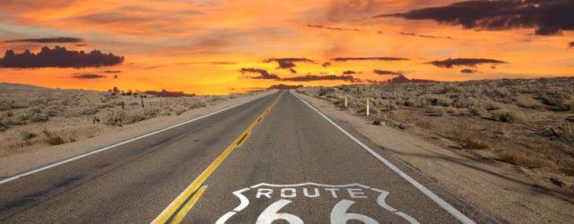 Felicidades, Ruta 66